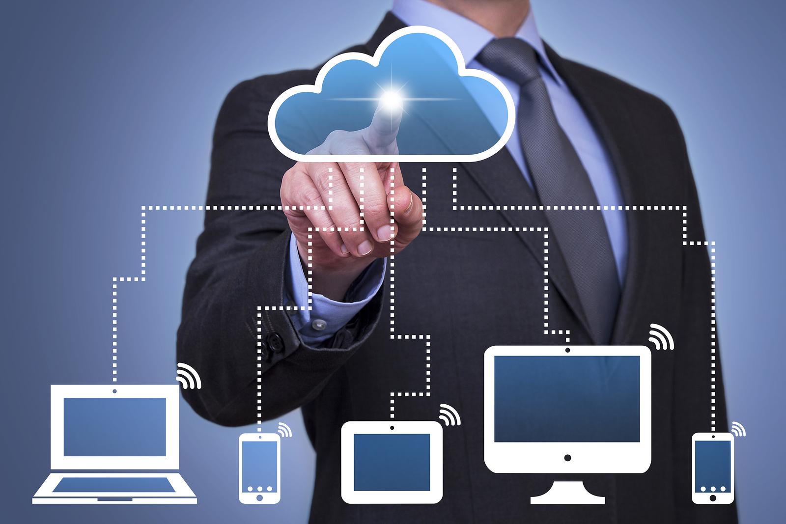 Cloud Computing Concepts technology cloud solution ideas